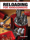 Reloading for Handgunners (eBook)